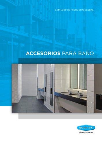 2019 Accesorios para Bano