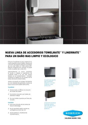Accesorios TowelMate y LinerMate