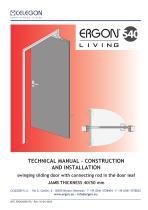 CELEGON - Ergon Living S40 - Technical Manual EN