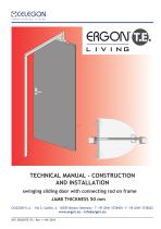 CELEGON - Ergon Living TE - Technical Manual EN-rev11