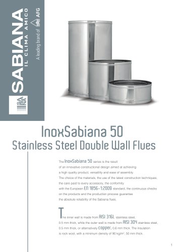 InoxSabiana 50