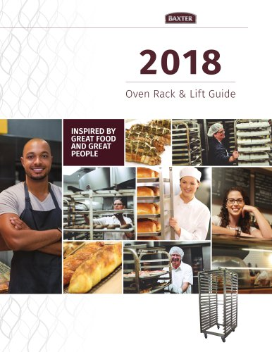 2018 Oven Rack & Lift Guide