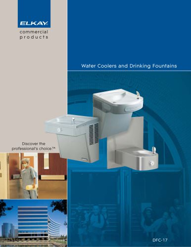 Water Coolers and Drinking Fountains 2007