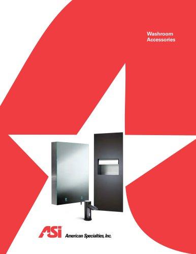 ASI Washroom Accessories Catalog