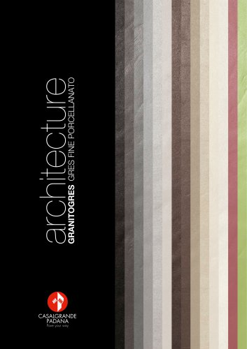 Granitogres - Architecture