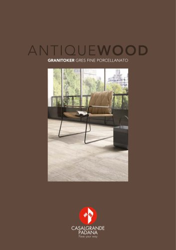 Granitoker - Antique Wood
