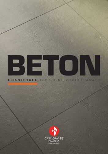 Granitoker - Beton
