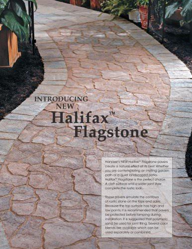· Halifax® Flagstone Flyer
