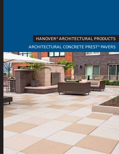 HANOVER ARCHITECTURAL PRODUCTS