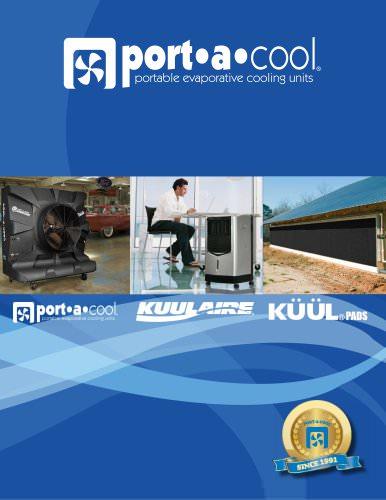 2013 Port-A-Cool, LLC, Catalog