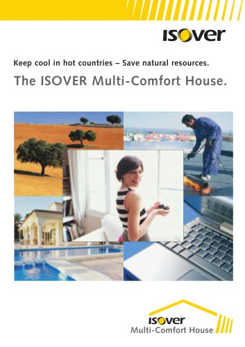 Multi-Comfort House hot climate