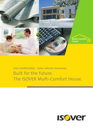 Multi-Comfort House moderate climate