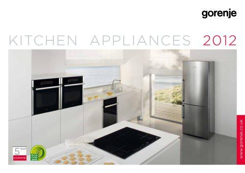 catalogue Kitchen appliances 2012