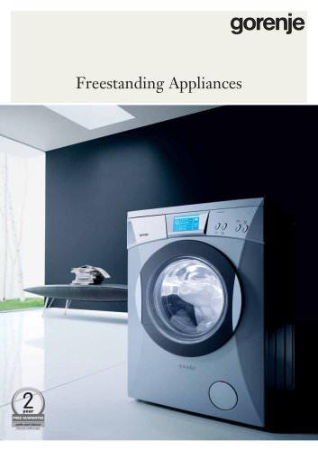 Freestanding Appliances 2006