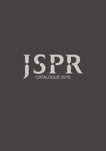 JSPR 2018/2019 Catalogue