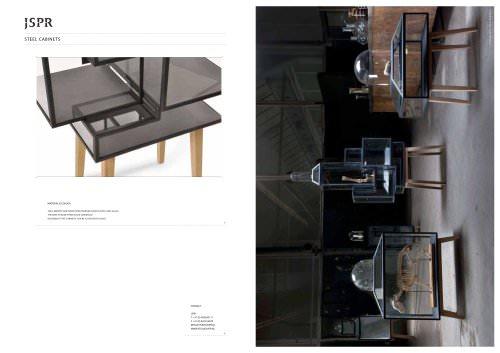 Steel cabinets Brochure
