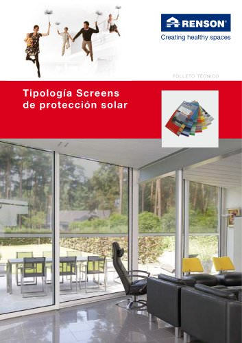 Typologie SCREENS