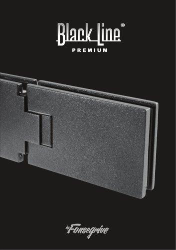 BlackLine Deluxe Showers