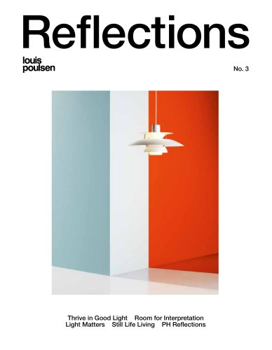 Louis Poulsen Reflections No. 3