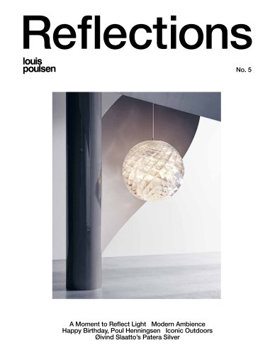 Louis Poulsen Reflections No. 5