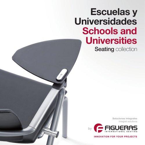 Universidades y Escuelas
