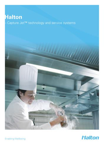 Capture Jet solutions general brochure