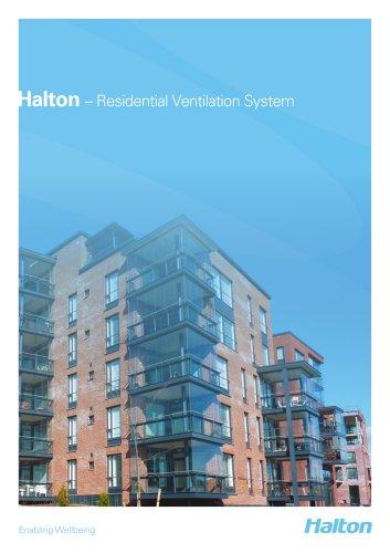 Halton – Residential Ventilation System