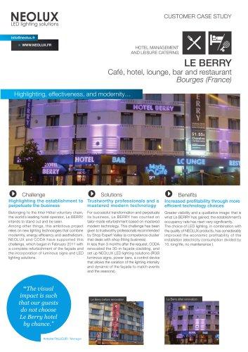 Customer Case Study Le Berry