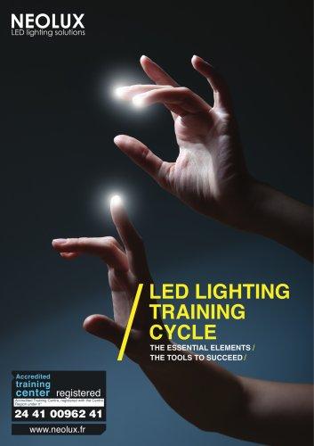 LED LIGHTING TRAINING CYCLE