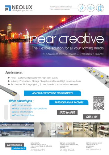 Linear Creative - LED Strip Lights