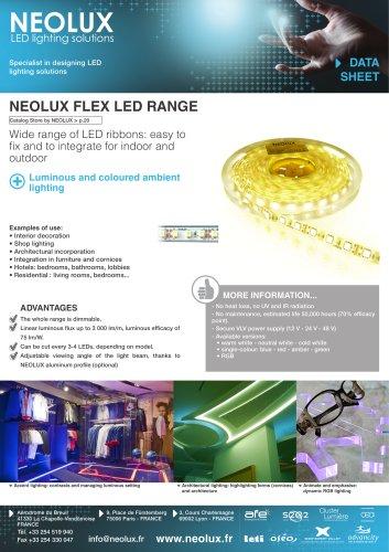 NEOLUX FLEX LED RANGE