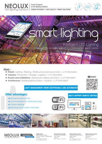 Smart Lighting - LED light