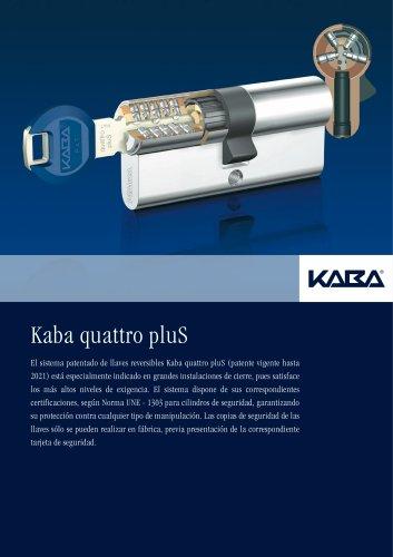 Kaba quattro pluS