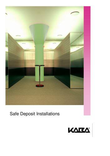 Safe Deposit Installations
