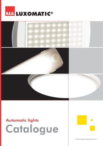 Automatic lights