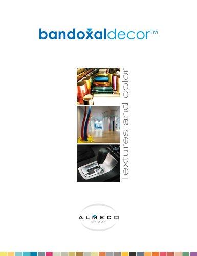 DECOR bandoxaldecor samples