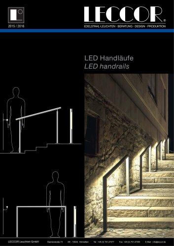 LED-handrails