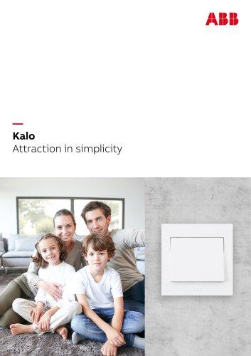 Kalo Attraction in simplicity