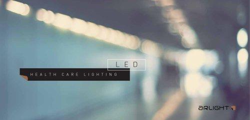 Arlight health care lighting