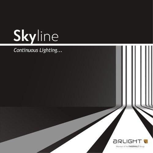 Skyline Contenuous Lighting