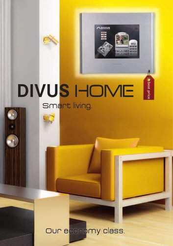 DIVUSHOME - Smart living