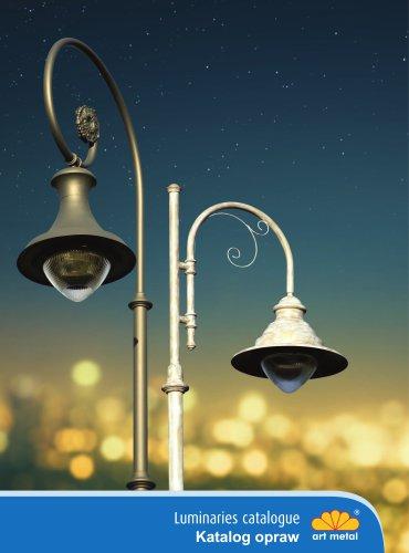 Luminaries catalogue
