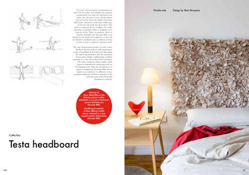 Collection Testa headboard