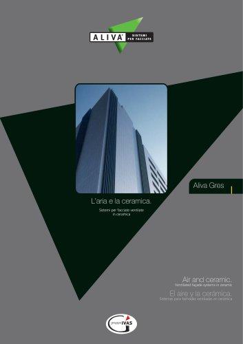 Aliva GRES brochure