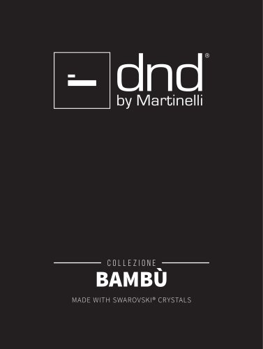 COLLEZIONE BAMBU'