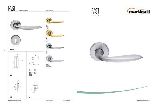 Handles/contemporary:Fast