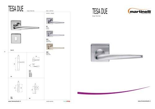 Handles/design:Tesa due