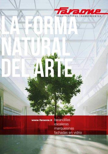 La Forma Natural del Arte
