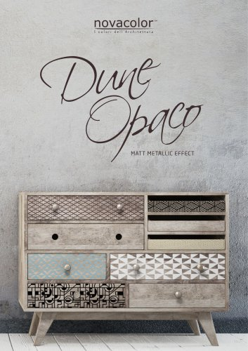 Dune Opaco