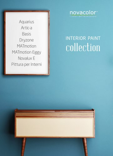 Interior Paint Collection